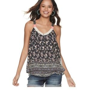 Rewind sleeveless top